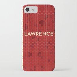 LAWRENCE | Subway Station iPhone Case