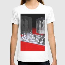 scholar's mate T-shirt