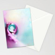 Honesty blue Drop Stationery Cards