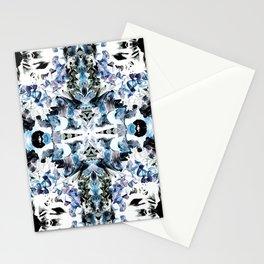 Kaleidoscope Crystals Stationery Cards