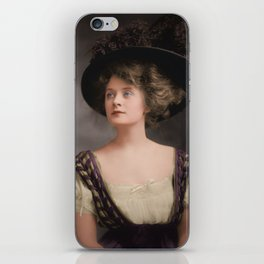 Mary William Ethelbert Appleton Burke iPhone Skin