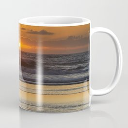 Moolack Beach Sunset Coffee Mug