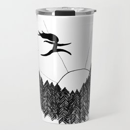 Night Jumps Travel Mug