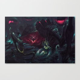 GOD of the UNDERWORLD Canvas Print