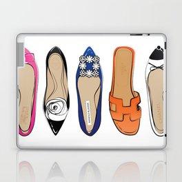 Designer Brand Shoes Laptop & iPad Skin