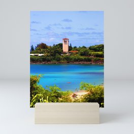 Beautiful Waimea Bay Mini Art Print