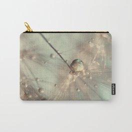 dandelion mint Carry-All Pouch