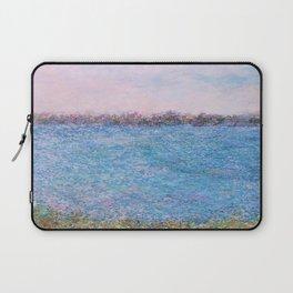 Bayside Oil Pastel 2 Laptop Sleeve