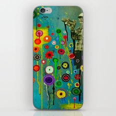 Spaceboy iPhone & iPod Skin