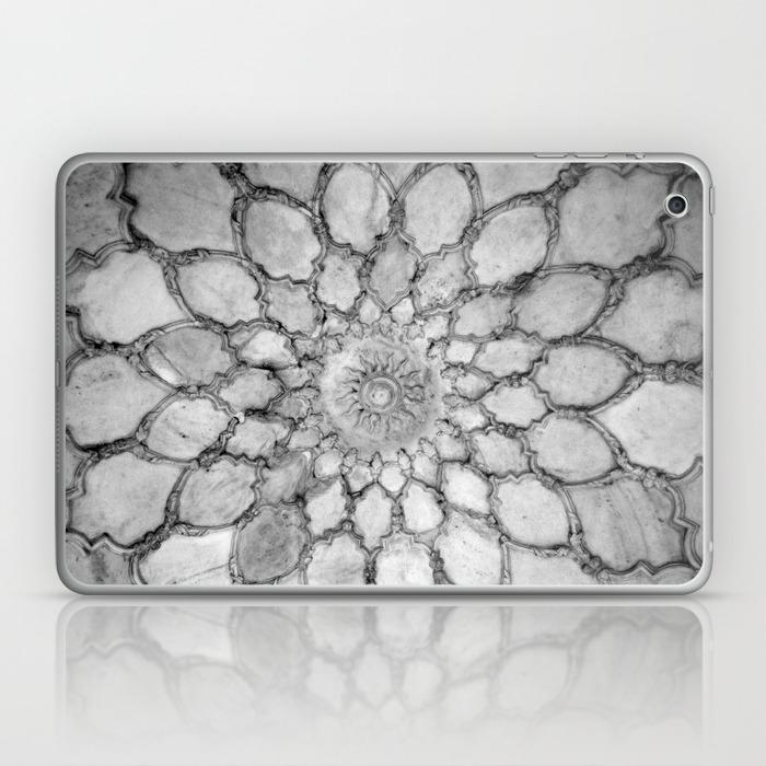 Ivory Carving Laptop & Ipad Skin by Denalynn LSK784492