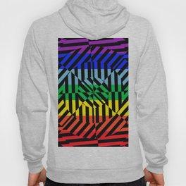 Best Abstract Art (Peace Colors) Hoody