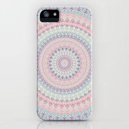 Mandala DCII iPhone Case