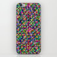 knit iPhone & iPod Skins featuring Diamond Knit by Glanoramay