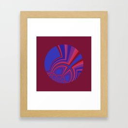 Abstract 427 Framed Art Print