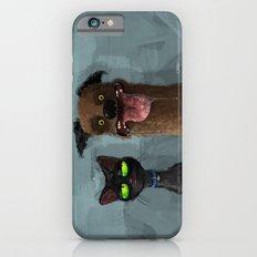 Cat is not impressed Slim Case iPhone 6s
