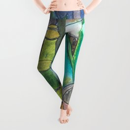 Rolador Leggings