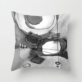 Magical Thinking No. 2O by Kathy Morton Stanion Throw Pillow