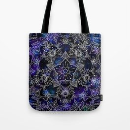 Serene Space Tote Bag