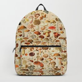 Vintage Mushroom Designs Collection Backpack
