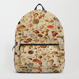 Vintage Mushroom Designs Collection Backpack