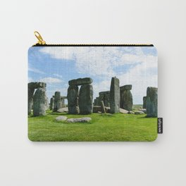 Stonehenge Wiltshire England Carry-All Pouch