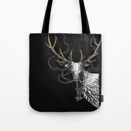 Oh Deer! Light version Tote Bag