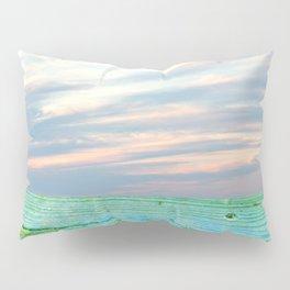 seascape 004: woodlands Pillow Sham