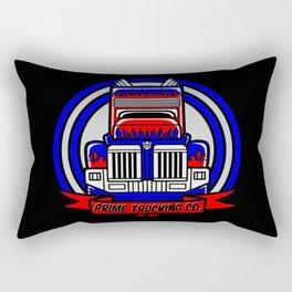Prime Trucking Co. Rectangular Pillow