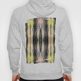 Modern abstract with splatters Hoody