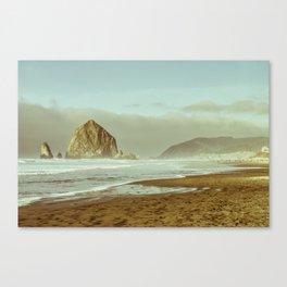 Oregon Coast, A Cannon Beach Dream Canvas Print