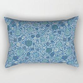 Pebbles and Shells Rectangular Pillow