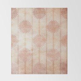 Wallflower Throw Blanket