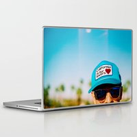 coachella Laptop & iPad Skins featuring California is for Lovers by Tosha Lobsinger is my Photographer