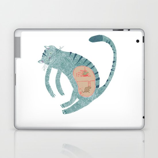 internal conspiracy Laptop & iPad Skin