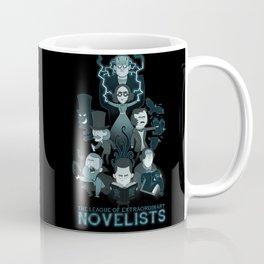 Extraordinary Novelists Coffee Mug
