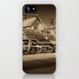 Loco Motion iPhone Case