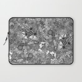 Abstraction #9 Laptop Sleeve