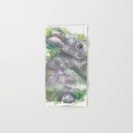 Nature Rabbit Hand & Bath Towel