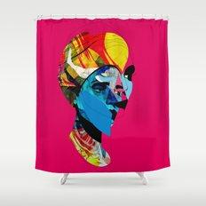 head_141113 Shower Curtain