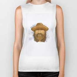 Flynt Locke, Cowboy Mountain Man Biker Tank