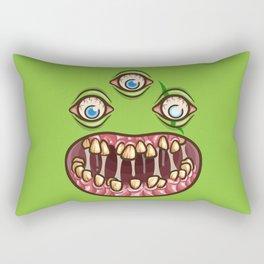 Bad Teef Rectangular Pillow