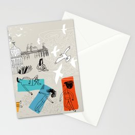 Brighton UK Stationery Cards