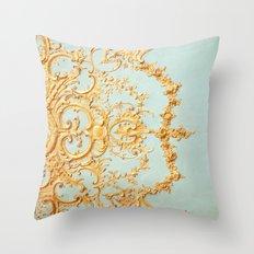 Folie Throw Pillow