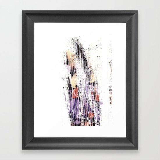 abstract8 Framed Art Print