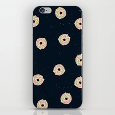 Donuts in Space iPhone & iPod Skin