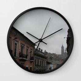 Centro Historico Wall Clock