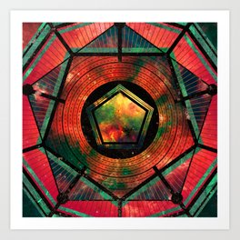 Cosmos MMXIII - 05 Art Print