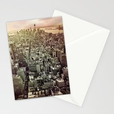 moody Manhattan Stationery Cards