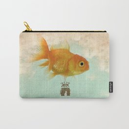balloon fish 03 Carry-All Pouch