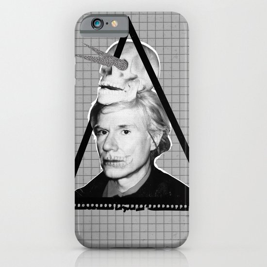 Andy Warholian iPhone & iPod Case
